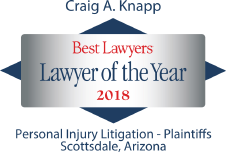 Best Lawyers- Lawyer of the Year 2018